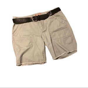 Union bay cargo shorts sz 17